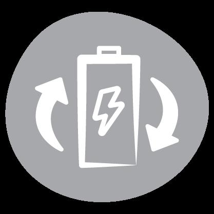 Vervangbare batterijen
